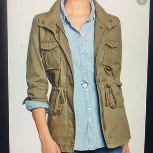 Woman's Canvas Utility Jacket
